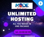 MODE Digital Creations Limited